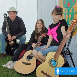 Gitaros pamokos su mokytoju Borisu Iskakovu Vilniuje