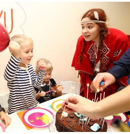 """""""Nustebink.eu"""" organizuoja nepaprastas vaikų šventes Vilniuje"""