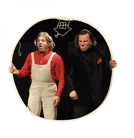 Profesionalūs teatro spektakliai - puiki staigmena vaikų šventei