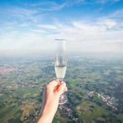 Romantiškas skrydis oro balionu dviems Vilniuje